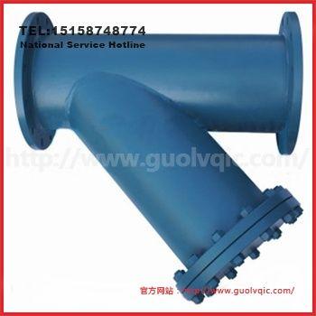 SRY-III4石油化工泵用Y型过滤器