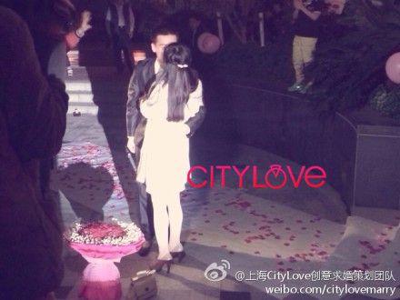 上海市杨浦宝山区求婚公司上海CITYLOVE求婚策划公司