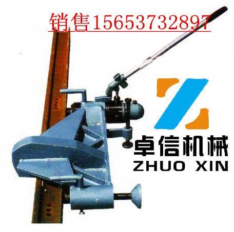 KWPY-300液压垂直弯轨机