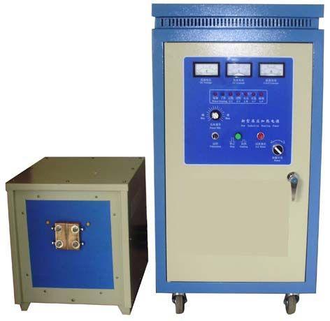 各种机械加工零件高频感应加热设备河南高频加热炉
