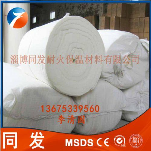 工业炉管道保温隔热用材料,硅酸铝陶瓷纤维毯