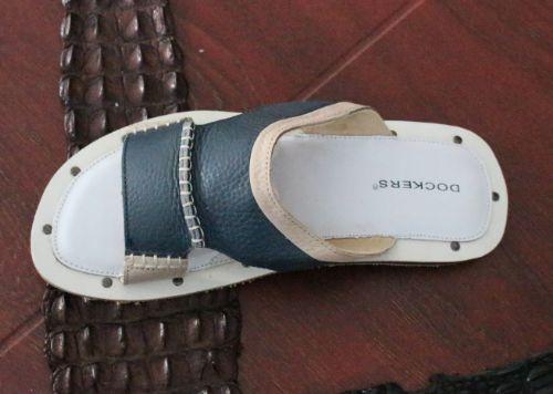 外贸原单拖鞋01