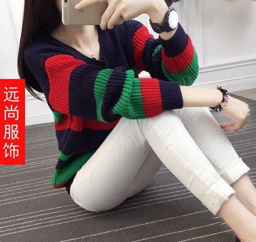 陕西最赚钱的羊毛衫批发厂家一手针织衫批发货源在哪儿