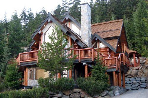 木屋别墅 木结构房屋 河北木屋 石家庄木屋