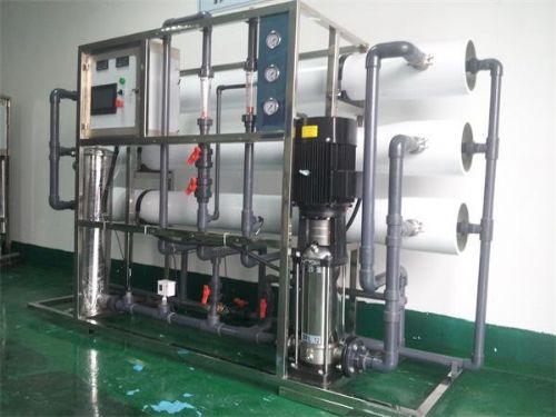 江苏食品饮料用纯净水处理设备