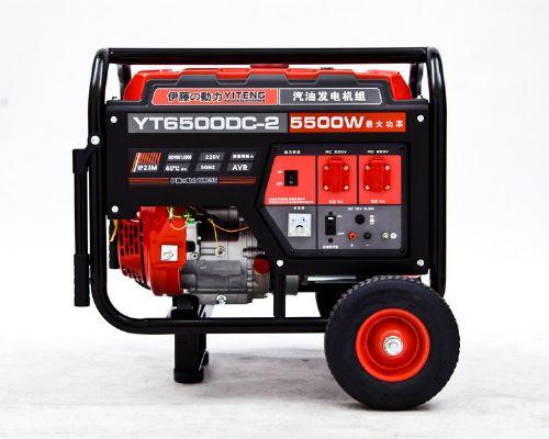 家用5kw汽油发电机220V