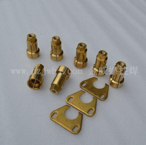 电弧螺柱焊机枪头厂家,栓钉焊机夹头,压片M3--M25