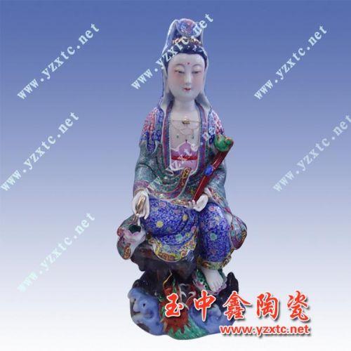 私人定制十二生肖陶瓷雕塑 花鸟雕塑