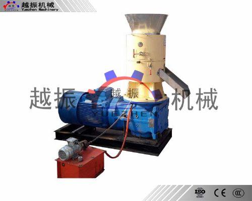 济南越振牌能源平模颗粒机