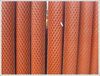 重型钢板网 钢板网围栏 菱形钢板网 公路铁路防护网
