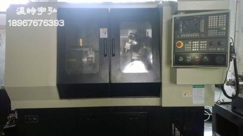 宇弘数控齿轮倒棱机YKF9332