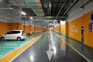 停车场划线 热熔停车位 地下车库设计施工 道路标志标线