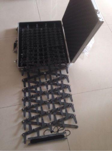 广州供应商销售阻车路障破胎器手动不锈钢破胎器