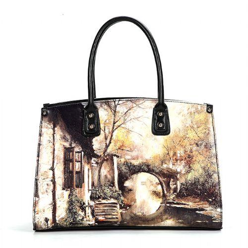 供应厂家直销玫瑰有约单肩包手提包 环保袋 时尚女士包包