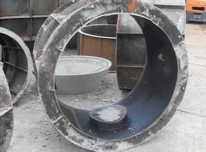 飞龙批发优质下水管道钢模具,下水管道钢模具价格