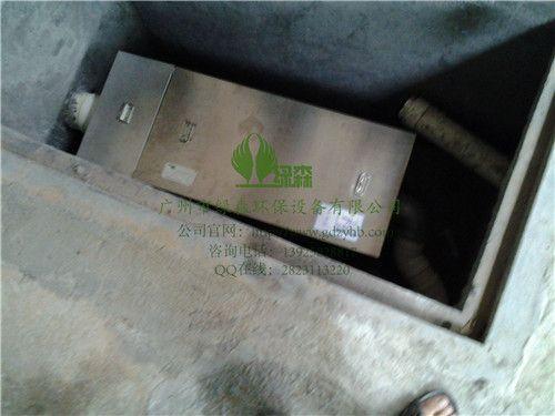 江门餐饮业油水分离器