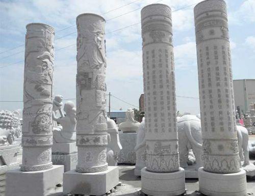 石雕龙柱厂家