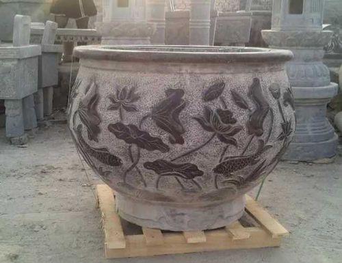 石雕花盆厂家