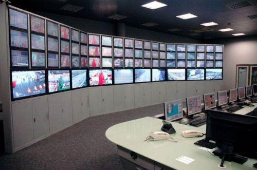 电话联网报警系统,城市联网报警中心