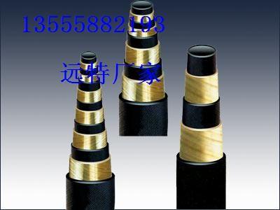 辽宁厂家供应部队专用高压橡胶管 东北地区当天发货
