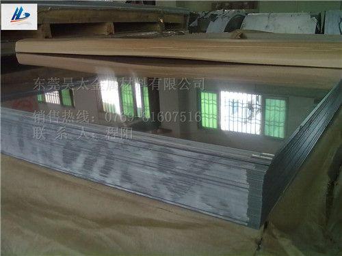 8K镜面不锈钢板反光304镜面不锈钢板