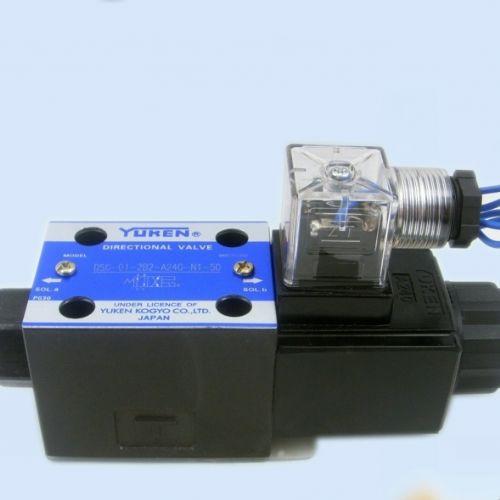 DSG-01-3C3-A220-50油研电磁换向阀