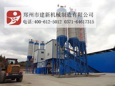 江苏盐城产量每小时60方搅拌站设备,小型搅拌站生产厂家