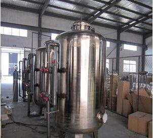 河南水处理设备生产厂家,除铁除锰过滤器