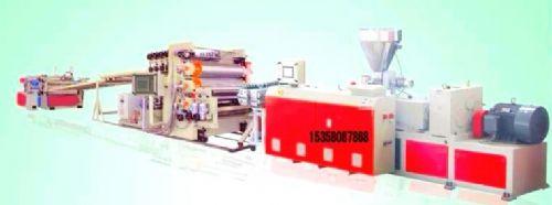PVC仿大理石板材生产线佳浩科技创新最先进产品