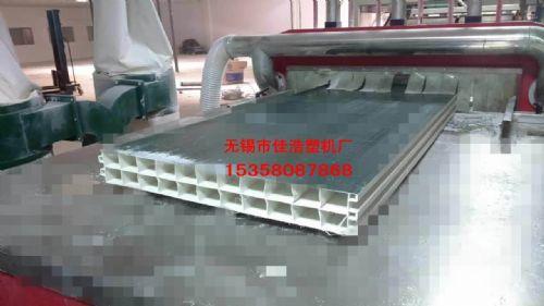 活动板房PVC+ASA共挤中空墙板机械设备专利技术