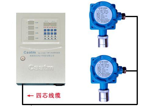 乙炔泄漏检测报警仪固定式乙炔气体探测器安装规范