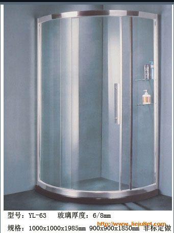 上海徐汇区淋浴房维修 上海徐汇区更换维修淋浴房滑轮