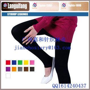 春秋天鹅绒连裤袜瘦腿厚款打底袜秋黑色女袜子丝袜