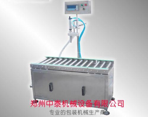 大桶食用油灌装机 大桶洗洁精灌装机 大桶液体灌装机