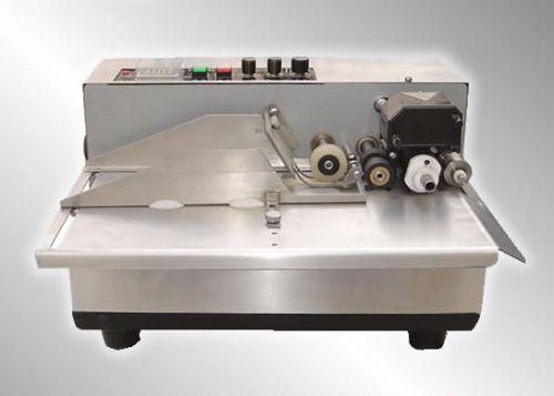 不干胶标签打码机 自动标示打码机 墨轮打码机
