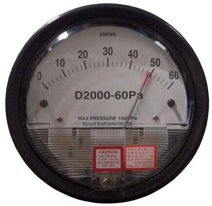 杜威供应D2000系列差压表压差表