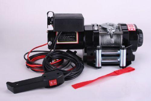 12伏/24伏车用电动绞盘EWK2000U