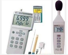 台湾泰仕TES温度计 温湿度计 噪音计