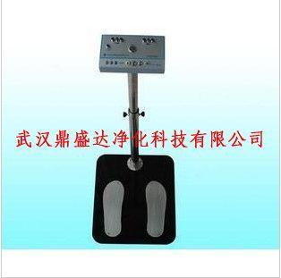 手碗带双脚人体综合静电指数测试仪