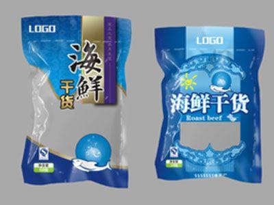 大连海鲜包装袋-海参包装袋