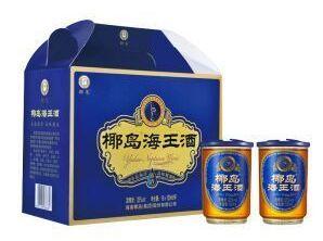 椰岛海王酒批发价格