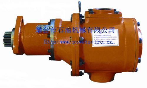 TMY11QD系列叶片式气启动马达,小型高转速气动马达,马达