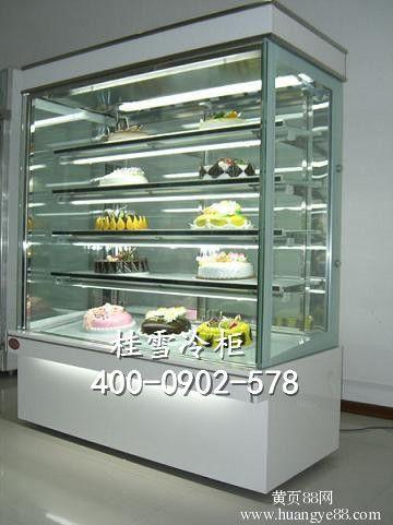 供应桂林保健食品冷藏保鲜展示柜报价