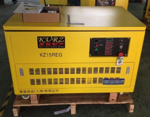 静音18KW汽油多燃料水冷发电机报价
