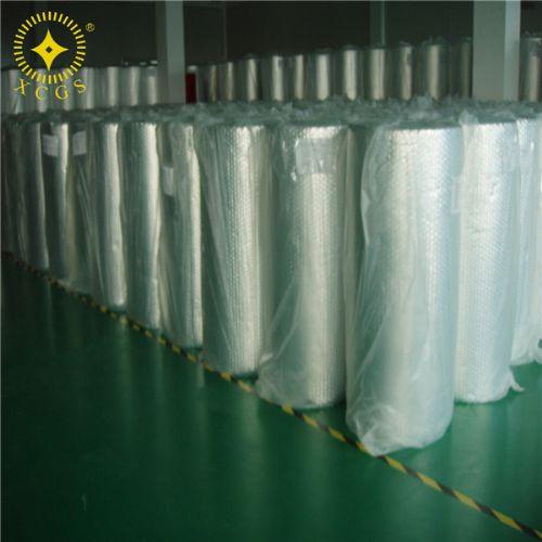 厂家批发 复铝节能环保单泡保温隔热材料 建筑工程用隔热材料