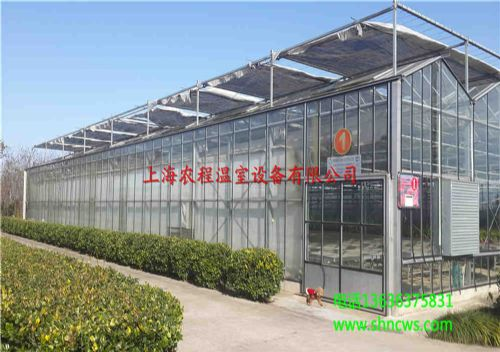 文洛型玻璃温室 生态餐厅温室 上海温室设计 厂家直销