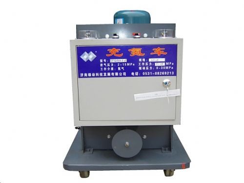 制氮机专用电动充氮增压机