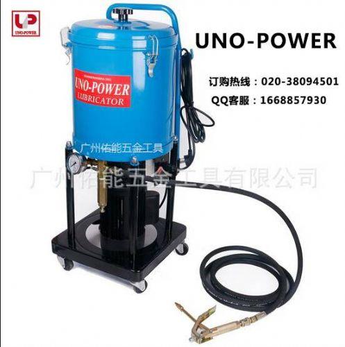台湾佑能UNO-POWER电动高压黄油枪 电动黄油机 电动注油器