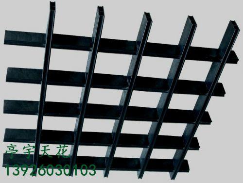 广州铝格栅天花吊顶系统 铝格栅吊顶 铝格栅多少钱一平