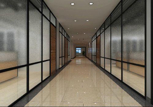 供应各种型号玻璃隔断集成安装设计售后